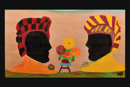 the life and works of clementine hunter Clementine hunter was a self-taught african american artist known for her painted depictions of early 20th-century plantation life in louisiana hunter works were.