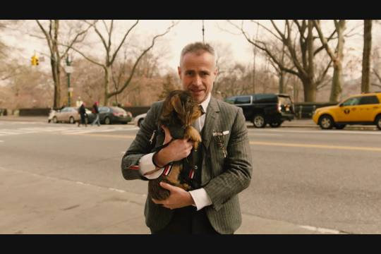 A Day With Thom Browne's Dog